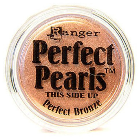 PERFECT PEARLS PIGMENT POWDER COLOR PERFECT BRONZE