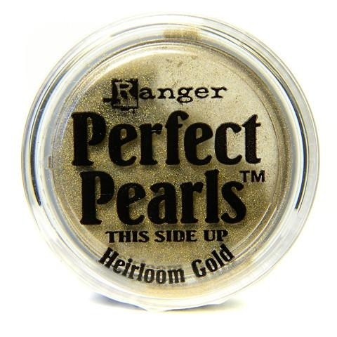 PERFECT PEARLS PIGMENT POWDER COLOR HEIRLOOM GOLD - comprar online