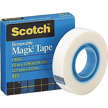 Cinta Removible Removable Magic Tape Scotch - comprar online
