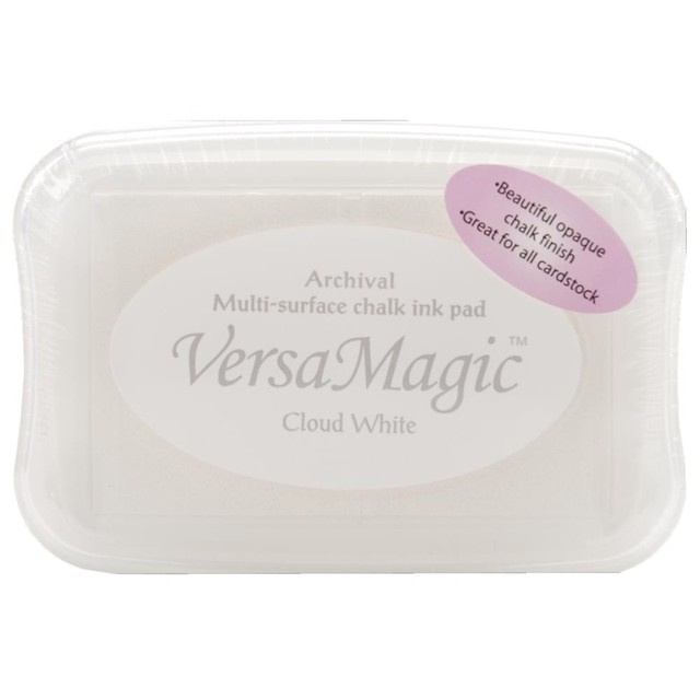 Almohadilla de Tinta Versamagic Color Cloud White - comprar online