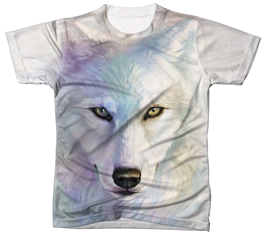 7403887a27 Camisa Camiseta 3D Animal Cachorro Dog Lobo Wolf 4