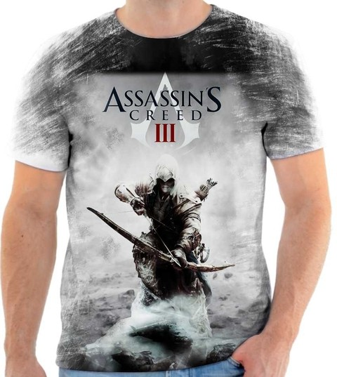 Camiseta Assassins Creed - 02