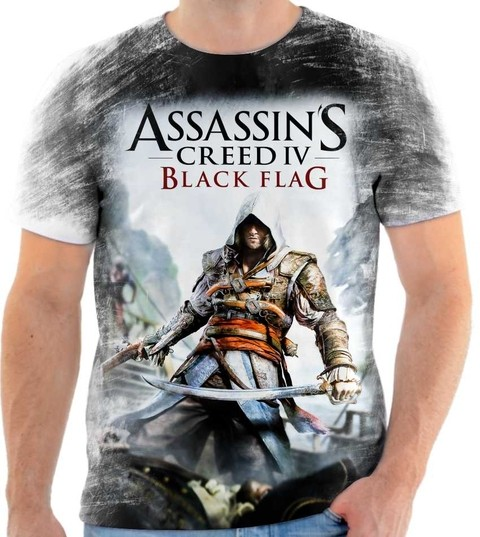 Camiseta Assassins Creed - 03