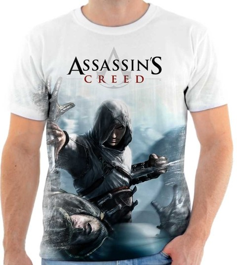 Camiseta Assassins Creed - 04
