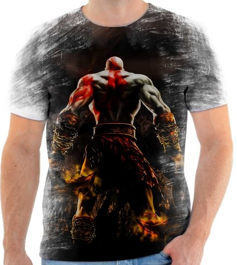 Camiseta God Of War - 02