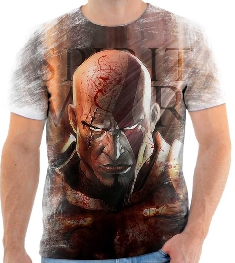 Camiseta God Of War - 03