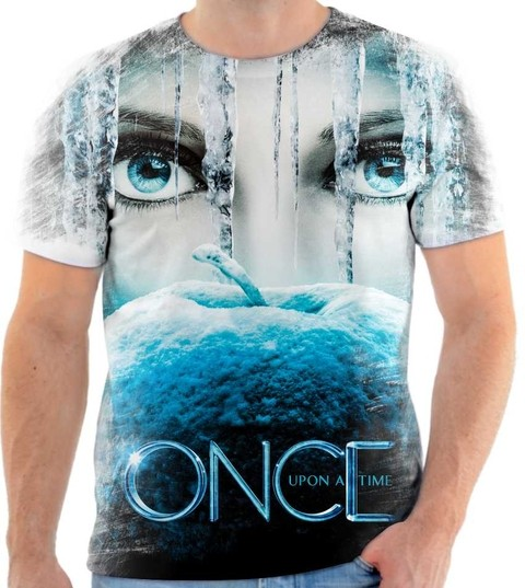 Camiseta Once Upon a Time - 02