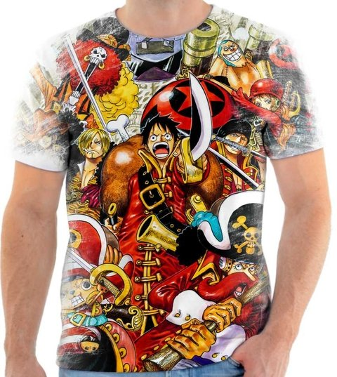 Camiseta One Piece - 02