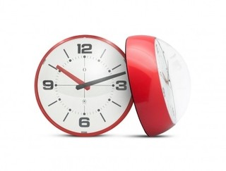 Reloj de Pared - Ball Wall Clock - Eureka! Objetos Fabulosos
