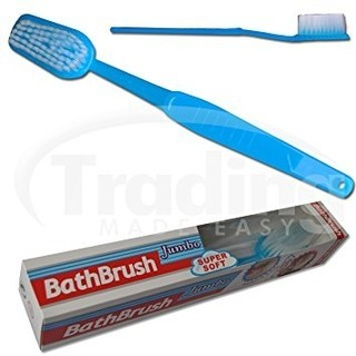 Cepillo para la Ducha -  Bath Brush Jumbo en internet