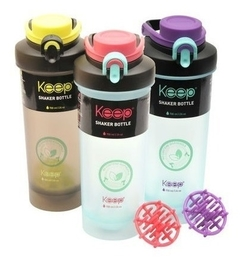 Botella Shaker Sport Keep