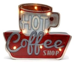 Hot Coffee - Cartel Luminoso