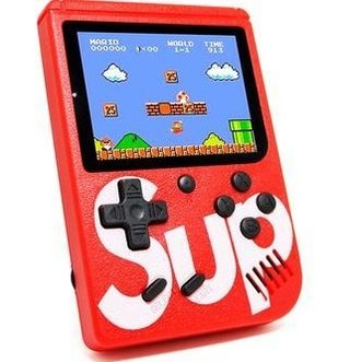 Consola de Juegos Retro Portable 400 In 1 en internet