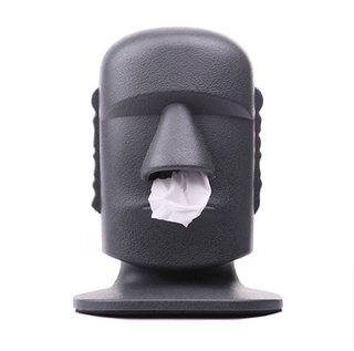 Dispenser de Pañuelos Stone Head