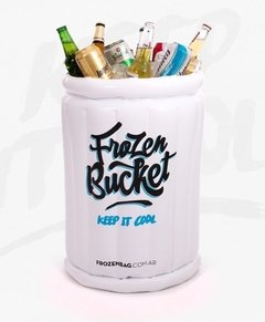 Frapera Inflable Bucket