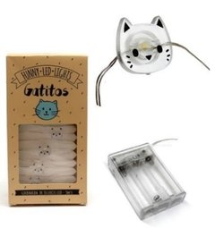 Guirnalda luminosa - Gatitos- funny lights
