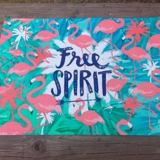 estampa free spirit