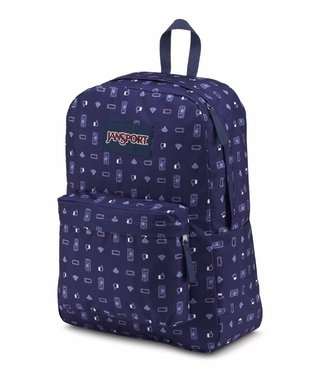 Mochila JanSport Estampada en internet