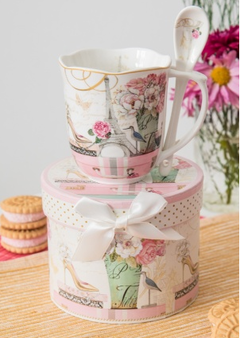 Taza porcelana PARIS