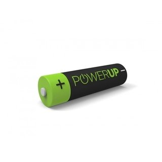 Power Up - Cargador Portatil - Eufan! Objetos Fabulosos