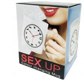 Taza Mágica SEX UP en internet