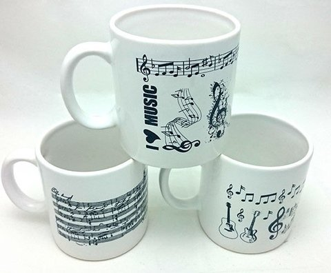 Taza Mug Big Music