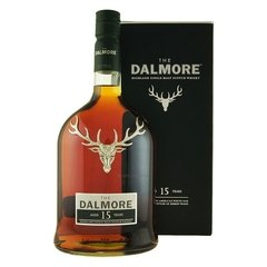 Whisky Single Malt Dalmore 15 700ml. En Estuche.