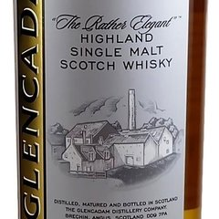 Whisky Single Malt Glencadam Origin 1825 40% Origen Escocia. - comprar online