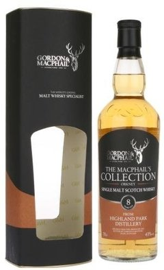 Whisky Single Malt Highland Park 8 Años Embotellado por Gordon MacPhaill Origen Escocia. - comprar online