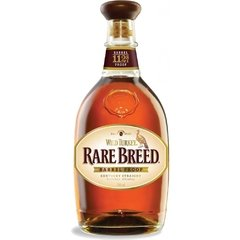 Whisky Wild Turkey Rare Breed Barrel 112.8 Proof Origen Usa.