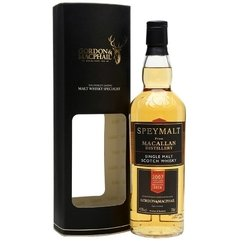 Whisky Single Malt Macallan 2007 9 años embotellado por Gordon MacPhaill