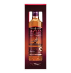 Whisky Blended The Famous Grouse 12 Años 700ml En Estuche.