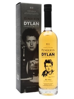 Whisky Single Malt Penderyn Dylan Sherry Wood Origen Gales.