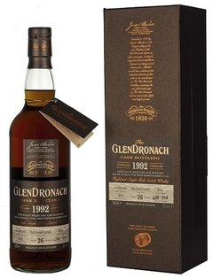 Whisky The Glendronach 1992 Single Cask 26 Años 52% Vol.
