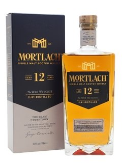 Whisky Single Malt Mortlach 12 Años 43,4% Abv Origen Escocia.