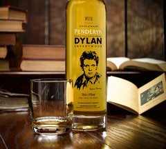 Whisky Single Malt Penderyn Dylan Sherry Wood Origen Gales. - comprar online