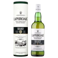 Whisky Single Malt Laphroaig Select 700ml En Estuche Tubo.