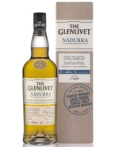 Whisky The Glenlivet Nadurra Peated Cask Finish 48% Escoces.