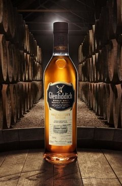 Whisky Glenfiddich Malt Masters Edition Double Matured. en internet