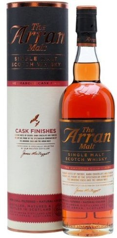 Whisky Single Malt Arran The Amarone Cask Finish 700ml. - comprar online