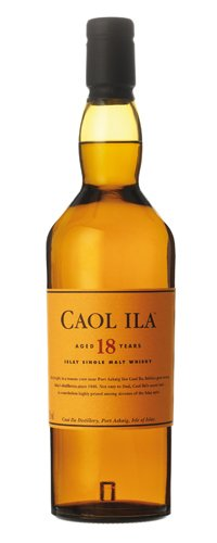 Whisky Single Malt Caol Ila 18 Años 750ml Origen Escocia. - comprar online