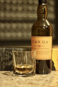 Whisky Single Malt Caol Ila 18 Años 750ml Origen Escocia. en internet