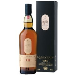 Whisky Single Malt Lagavulin 16 Años 750ml. En Estuche.