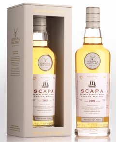 Whisky Scapa 2005 Distillery Labels Gordon & Macphail 43% abv.