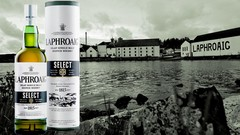 Whisky Single Malt Laphroaig Select 700ml En Estuche Tubo. - comprar online