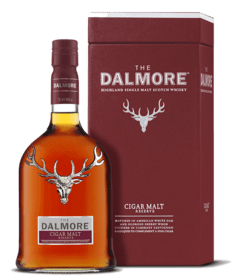 Whisky Single Malt Dalmore Cigar Malt Reserve En Estuche.