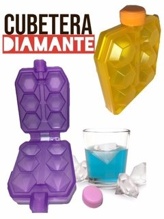 Cubetera Diamante en internet