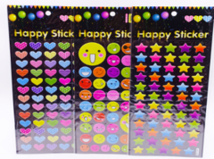 STICKER HAPPY - comprar online
