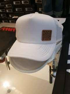 GORRA BLVCK OR DIE BLANCO QUAD