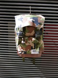 Mochila DustSupply based camo PortaNotebook